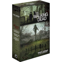 Box - The Walking Dead ( 3 Livros ) Novo - Lacrado