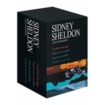 Sidney Sheldon & Tilly Bagshawe 4 Livros Senhora Do Jogo