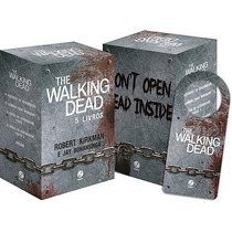 Box The Walking Dead (5 Livros) + Brinde