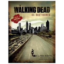 Livro - The Walking Dead - Os Bastidores !