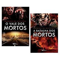 Kit Livros Saga As Crônicas Dos Mortos (volumes 1 E 2) #