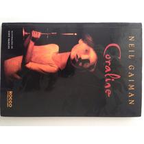 Livro Coraline De Neil Gaiman Editora Rocco