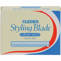 Lâmina Feather Styling Blade Regular Type - 10 Unidades