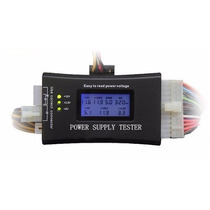 Power Supply Tester - Testador Digital Fonte 20 E 24 Pinos