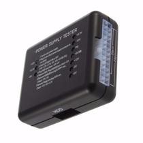 Testador De Fonte Atx Sata Ide Power Supply Tester P Entrega