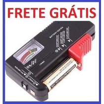 Testador De Pilhas E Baterias Testa Aa Aaa 9v C D Mod. Dpb