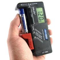 Testador Voltímetro Digital Para Pilhas E Baterias 1,5v 9v