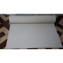 Tecido 100% Algodão Cru Antiderrapante P/ Tapete Frufru 10mt