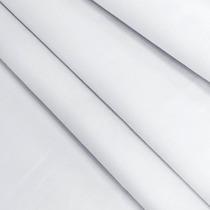 Tecido Percal Branco 180 Fios 2,50 L 6 Metros