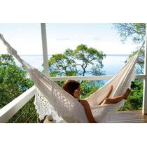 Rede Para Descansar Dormir Relaxar Casal Frete Grátis Brasil