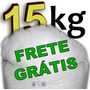 15kg Enchimento Fibra Siliconada 100% Plumante Frete Grátis