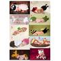Kit 10 Conjuntos Bichinhos Crochê Ensaio Newborn Foto Bebê