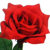 50 Rosas Artificiais Bizz - Atacado Flores Artificial Noivas