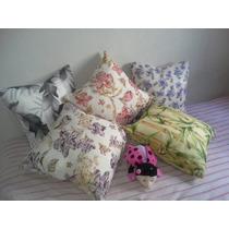 Almofadas Decorativas Gorgurinho 45x45 Cm Com Enchimento Tnt