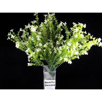 Flores Mosquitinhos Artificiais - Gipso Gypso Mini Arranjos