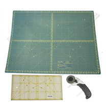 Base Corte 60x45 Régua Cortador Manual Patchwork Scrapbook