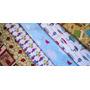 Super Kit Tecidos Patchwork Retalho Tricoline Estampado30x70