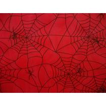 Tnt Estampado - Decorado Spider (homen Aranha) - 10 Metros