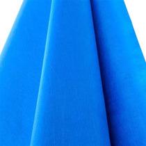 Tecido Não Tecido (tnt) Para Decoração Azul E Marrom 40m