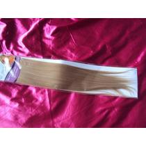 Mega Hair Cabelo Sintético Tic Tac 60 Cm Loiro Gisele