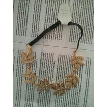 Headband Folhas De Oliveira