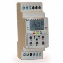 Temporizador Digital Programador Horário Timer Bi-volt Din