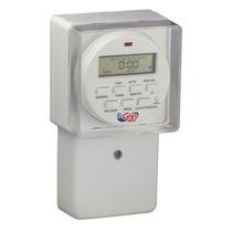 Timer Temporizador Barramento Digital Biv 110v/220v Autovolt