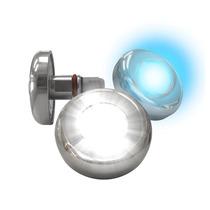 Refletor Rgb Para Piscina - Power Led - 9w