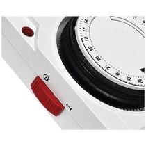 Timer Temporizador Analógico Bivolt Programável Relógio