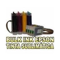 Bulk Ink Tx235 Tx420w Tx430w Tx320 + 400ml Tinta Sublimatica