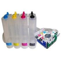 Bulk Ink P/ Impressoras T25 Tx125 Tx123 Tx133 Tx135 Novo