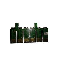 Chip Full Combo Bulk Ink Botão Reset T50 R290 R270 Tx720