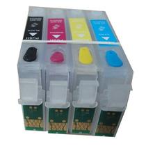 Cartuchos Recarregáveis - Tx420w - Tx320f - Tx430w - Tx235