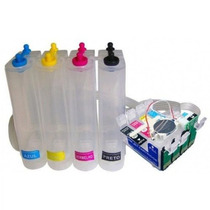 Bulk Ink Cartuchos Xp204 Xp214 Xp401 + Dispenser + Brinde!