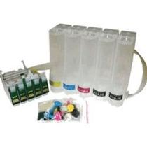 Bulk Ink Para Impressoras Tx525 Tx 525 + 500ml Sublimaticas