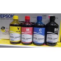 500 Ml - Tinta Epson Inktec Corante Para Todos Modelos