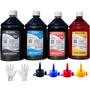 Refil Tinta Epson Para Impressora L110 L200 L355 L100 L800