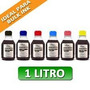 Refil De Tinta Epson Para Impressora L800 - 6 Cores 06litros