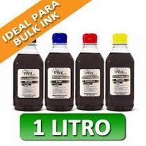 Tinta Epson 4 Lt Para Impressora L100 L200 L210 L355 L555
