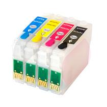 Cartucho Recarregavel Epson Bulk Ink Tx115 Tx105 Liquidação