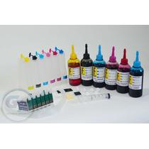 Bulk Ink T50, R290 Tx700, Tx720, + 600ml De Tinta Formulabs