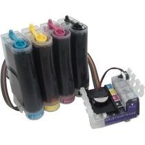 Bulk Ink P/ Impressoras Tx560 Tx620w T42wd + 400ml De Tinta