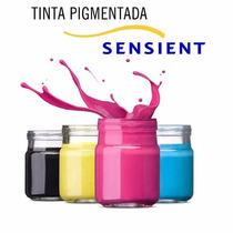 Tinta Pigmentada Formulabs Sensient P/ Epson Printer - 100ml
