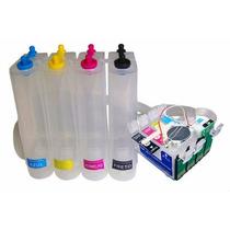 Bulk Impressora Xp214 /xp401/xp204/xp411 Com Tinta Corante