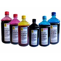 Tinta Epson Para Impressora L100 L200 L210 L355 L365 L555 Xp