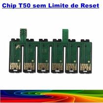 Placa Reset Chip Full Para Epson T50 R290 Tx720 Tx 730