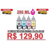 Refil Tinta Original Epson L110 L200 L210 L335 Frete Grátis!