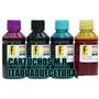 200 Ml Tinta Impressora Cartucho Recarregável Bulk Epson