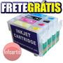 Cartucho Recarregavel Xp204 Xp401 Frete Gratis / Todo Brasil