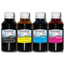 Tinta Comestível Para Papel Arroz E Uso Em Impressora Epson
